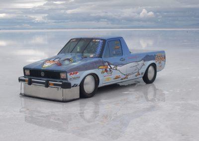 White Goose Bar Racing VW Truck